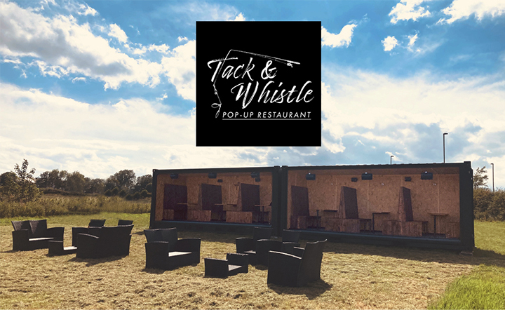 The Tack and whistle