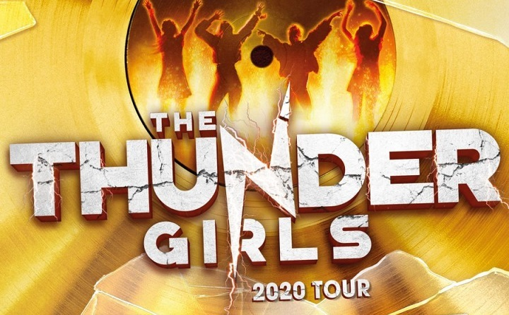 The Thunder Girlsat Tyne Theatre Resized GIF