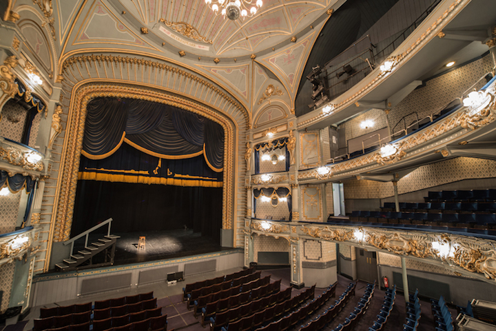 Theatre and performances Tyne Theatre Opera House SECONDARY