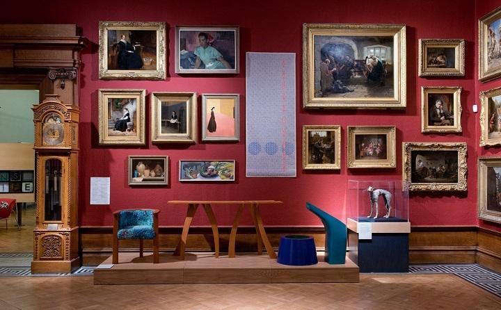 Treasuresfromthe Shipley Art Gallery Resized GIF