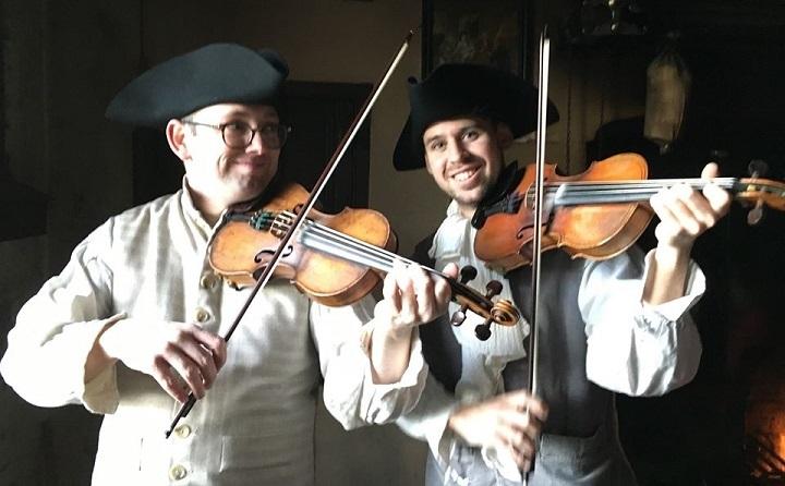 Twelfth Night Celebrationsat Beamish Museum Resized GIF