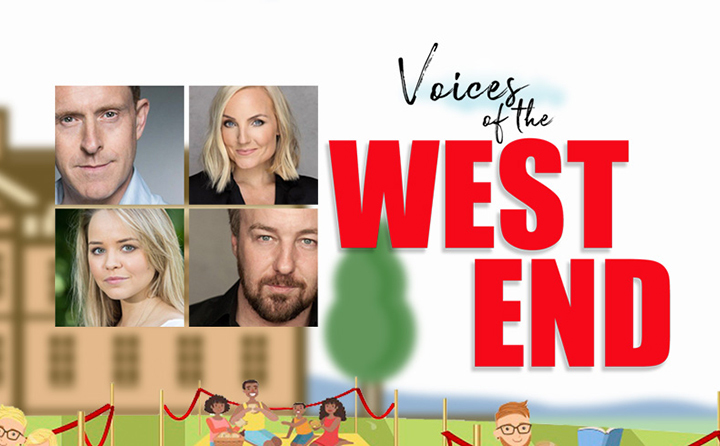 Voice of the West End event