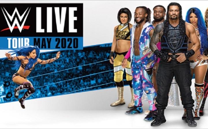 WWE Liveat Utilita Arena Resized GIF