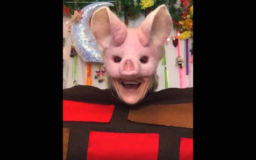 Online Event: The Three Little Pigs Storytelling