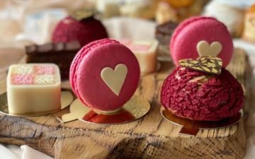 Valentine's Afternoon Tea at Jesmond Dene House