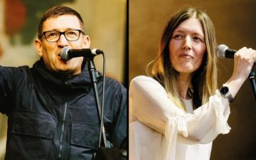 Rescheduled: Paul Heaton & Jacqui Abbott