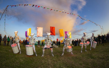 Lindisfarne Festival 2021