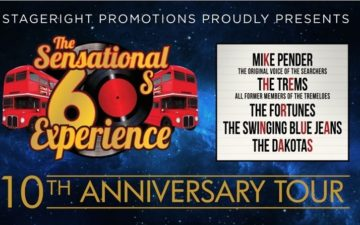 Postponed: The Sensational 60s Experience