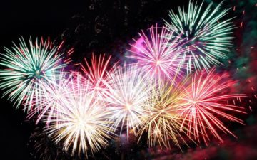 Ouseburn Fireworks Display