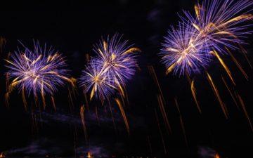 North Tyneside Fireworks Display