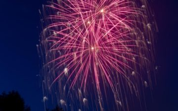 Cancelled: Fireworks at Ocean Beach Pleasure Park