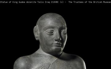 A British Museum exhibition - Ancient Iraq