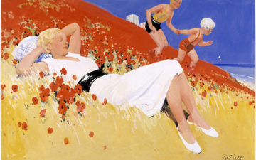 Online Exhibition: Art Deco by the Sea