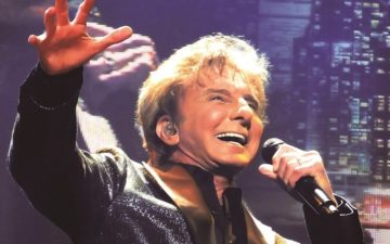 Rescheduled - Barry Manilow at Utilita Arena