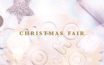Christmas Fair at Beamish Hall