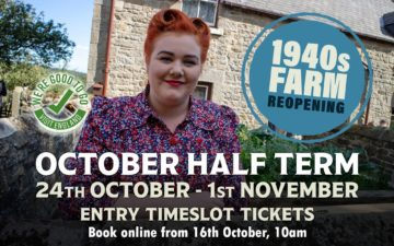 October Half Term at Beamish Museum