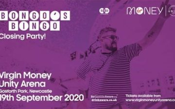 Cancelled: Bongo's Bingo at Virgin Money Unity Arena