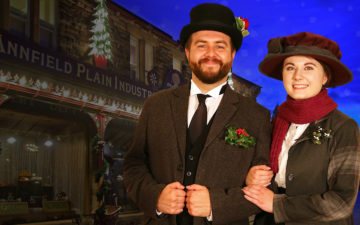 Christmas Evenings at Beamish Museum
