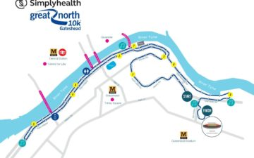 Simplyhealth Great North 10K 2021