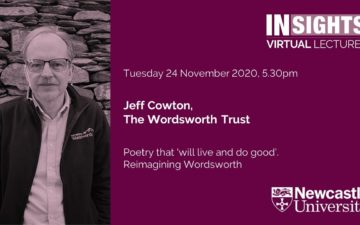 Poetry that 'will live and do good'. Reimagining Wordsworth