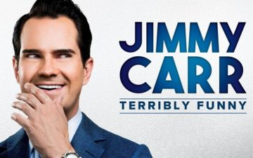 Jimmy Carr -Terribly Funny
