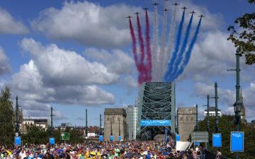 Simplyhealth Great North Run 2021
