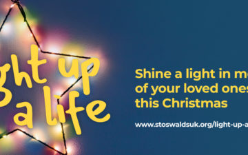 St Oswald's Hospice - Light up a Life at Home
