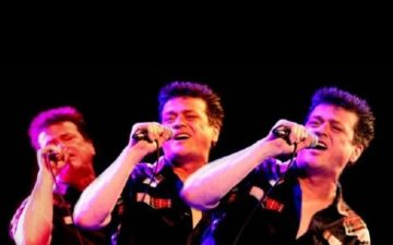 Les McKeown and his Bay City Rollers
