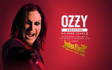 Ozzy Osbourne RESCHEDULED DATE