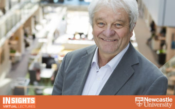 INSIGHTS Virtual Lectures: Fickling Lecture on Developments in Children's Literature: What is life? by Sir Paul Nurse