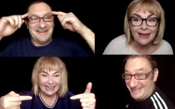 Online Improv for Beginners Classes