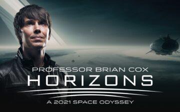 Professor Brian Cox Horizons World Tour