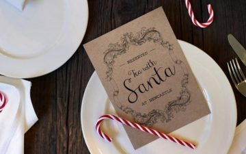 Santa's Supper Club at Fenwick