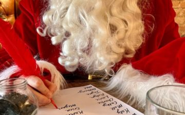 An Audience with Santa at Seven Stories