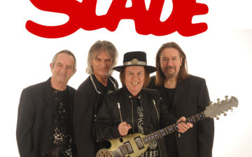 Rescheduled - Slade - 2021 Christmas Tour