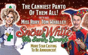 Postponed: Snow White at Sunderland Empire