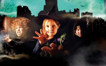 Spooky Half Term at Belsay Hall