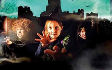 Spooky Half Term at Belsay Hall