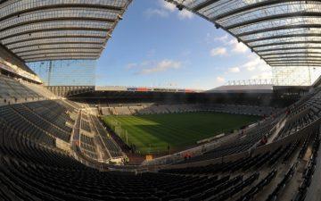 St James' Park Classic Stadium Tour