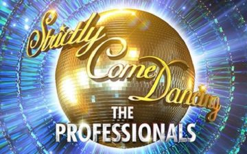Strictly The Professionals 2020