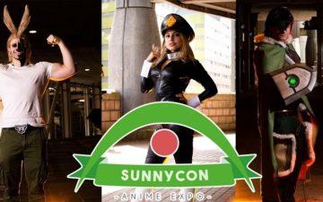 SunnyCon Anime Expo 2021