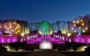 Christmas Party Nights at Alnwick Garden