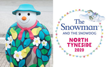 The Snowman and The Snowdog Trail