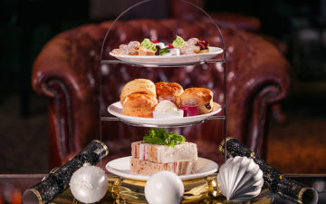 Festive Afternoon Tea with Live Singers