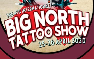 Rescheduled: The Big North Tattoo Show 2020