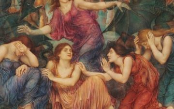 William and Evelyn De Morgan Exhibition
