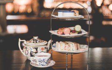 Tipsy Tea at Colonel Porters