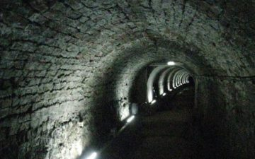 Victoria Tunnel Virtual Tour