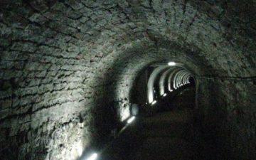 Victoria Tunnel Virtual Tour