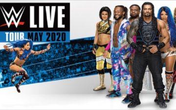 WWE Live! at Utilita Arena